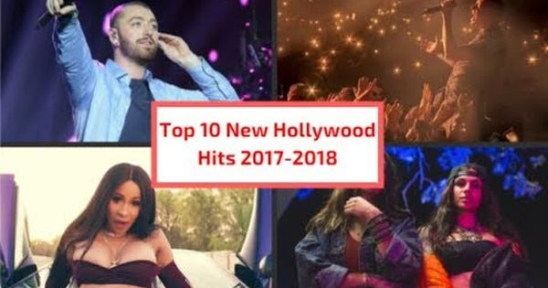 Pin On Hollywood New Top 10 Song
