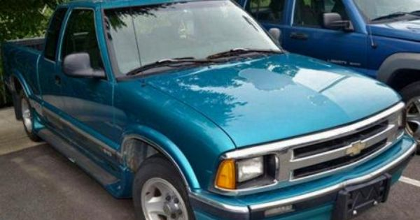 Cheap Pickup Truck Under 1000 Chevy S 10 Ls For Sale In Ohio Chevy S10 Pickup Trucks Cheap Cars For Sale