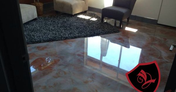 Diy metallic epoxy coatings for floors with our super for 100 solids epoxy floor paint