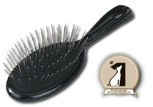 1 All Systems Ultimate Pin Brush Small Black For More Information Visit Image Link Grooming Tools Grooming Dog Brushing
