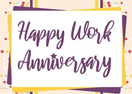 Groupgreeting Anniversary Cards Work Anniversary Cards Work Anniversary Quotes Work Anniversary