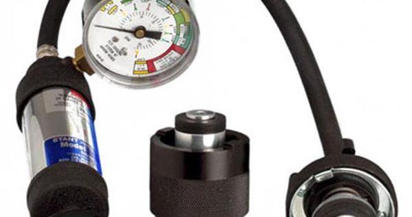 Stant Usa Wy12270 Pressure 30 Cap Tester Radiator Cap Cooling System Gauge Kit