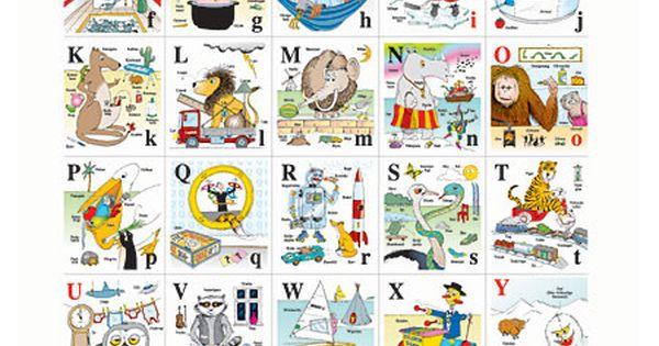 Dansk alfabet | Indskoling Dansk | Pinterest | Læring, Læsning og Skole