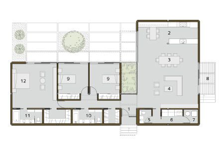 Modular Design May 2011 L Shaped House Plans L Shaped House