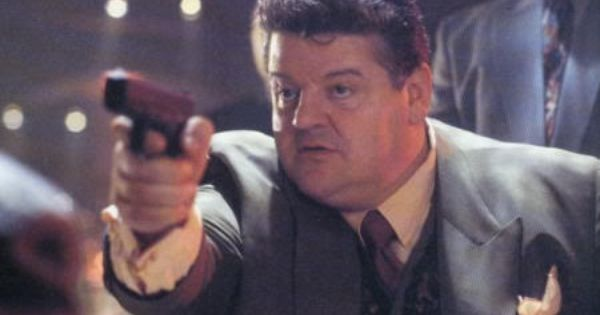 Goldeneye Villain Valentin Zukovsky Played By Robbie Coltrane