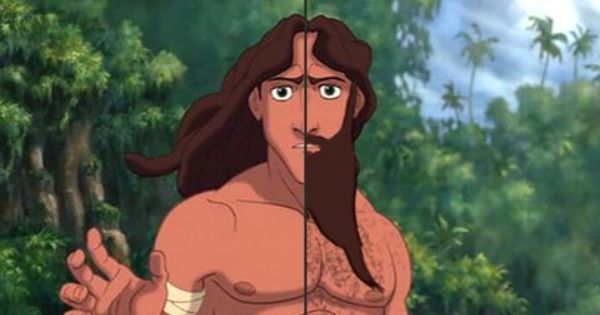Ever Wondered What Disney Princes Look Like With Dadbod ...