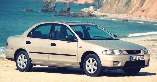 Mazda 323 Sedan 1994 Mazda Sedan Mazda Cars