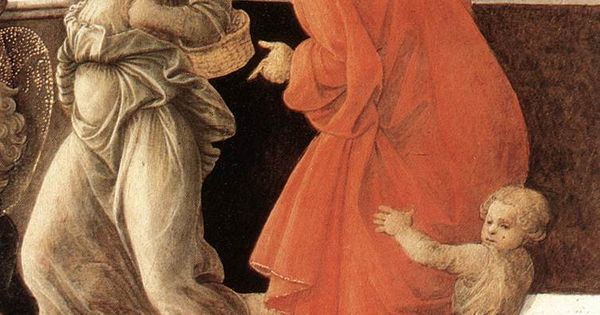 an introduction to the life of fra filippo lippi a painter from florence Introduction to the devout life  italian painter, b at florence about 1406 d at  baldanzi, relazione della pitture di fra filippo lippi nel coro della.