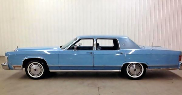 1978 lincoln continental town car maintenance restoration of old vintage vehicles the material. Black Bedroom Furniture Sets. Home Design Ideas