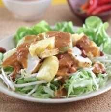 Resep Selada Pengantin Dan Cara Membuat Bacaresepdulu Com Resep Resep Masakan Indonesia Resep Masakan