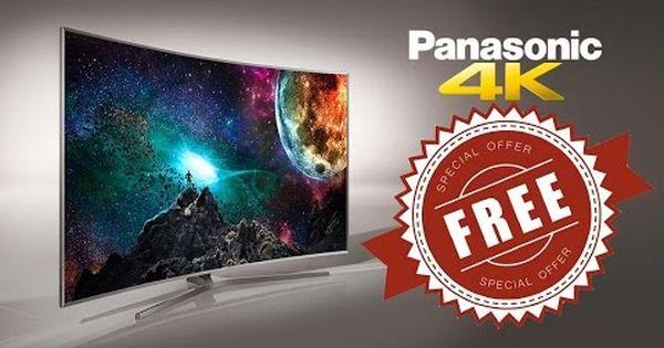 Win Panasonic 4k Tv Get Panasonic 65 Class 4k Ultra Hd Tv For