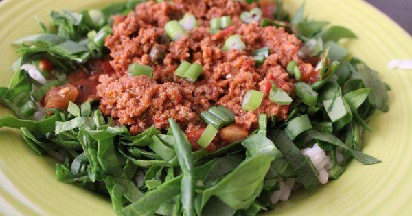 Crockpot Beef Picadillo | Clean Crock Pot | Pinterest | Beef Picadillo ...