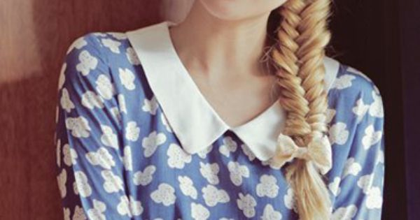 Fishtailgirl hairstyle Hair Style hairstyle| http://hairstyle906.blogspot.com
