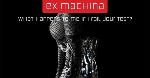 A review of artificial intelligence in ex machina a movie by alex garland