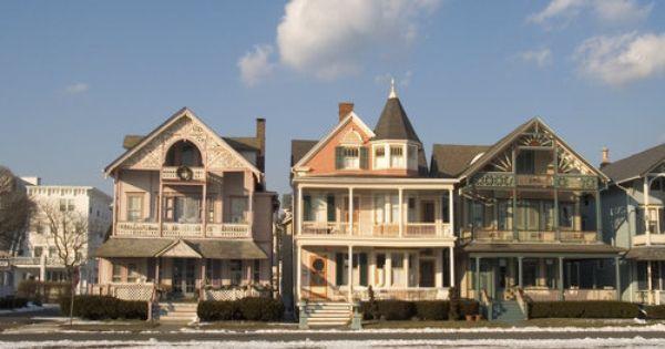 Victorian Houses In Ocean Grove New Jersey Ocean Grove Neptune City Victorian Homes