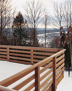5523e9dc1ad0aa94489dc8f554e61713 Jpg 236 295 Deck Railing Design Patio Railing Wood Deck Railing