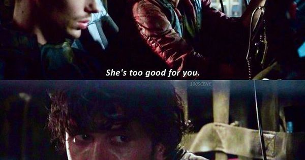 bellamy and raven relationship