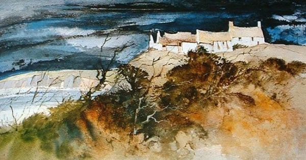Ann Blockley Experimental Landscapes Google Search Watercolor