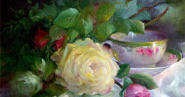 Oil Painting Jenkins