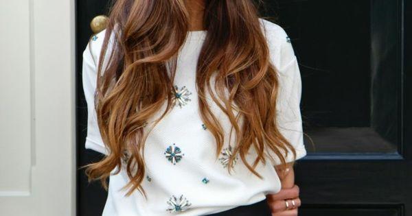 herbsttyp farbpalette der herbst im haar diy haare hair frisuren hairstyle farbe color. Black Bedroom Furniture Sets. Home Design Ideas