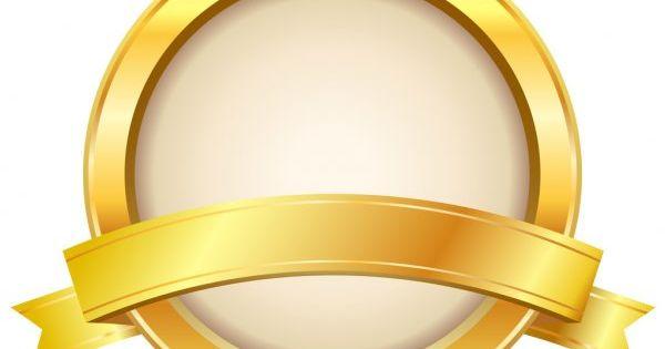 Gold Lingkaran Stok Foto Ilustrasi Dan Seni Vektor Depositphotos Lencana Rouge Ilustrasi Vektor