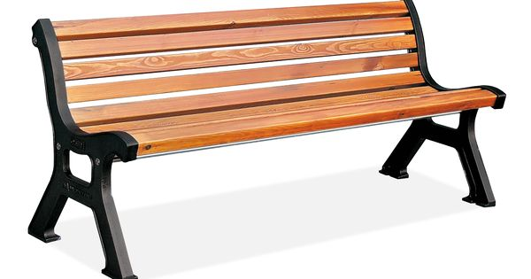 Wood Plastic For Park Benches In London Uk Outdoor