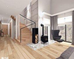 Aranzacje Wnetrz Hol X2f Przedpokoj Hol X2f Salon Z Otwarta Kuchnia Hol X2f Przedpokoj Styl Skandynawski Motif Home Decor Home Flat Apartment