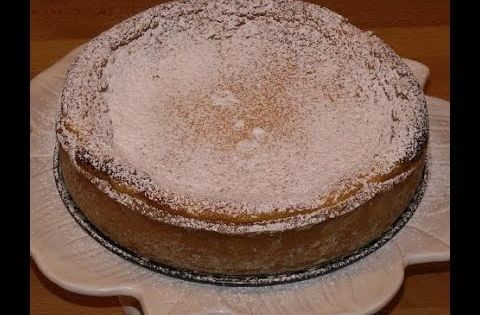 Ricotta Cheesecake Traditional Recipe An ancient form of cheesecake ...