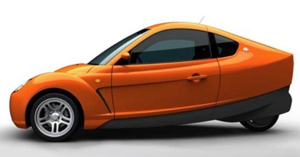 Myers Motors Electric Concept Seats Two, Unlike Original
