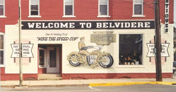 2013 there will be another push for murals in the downtown for Manley motors belvidere illinois