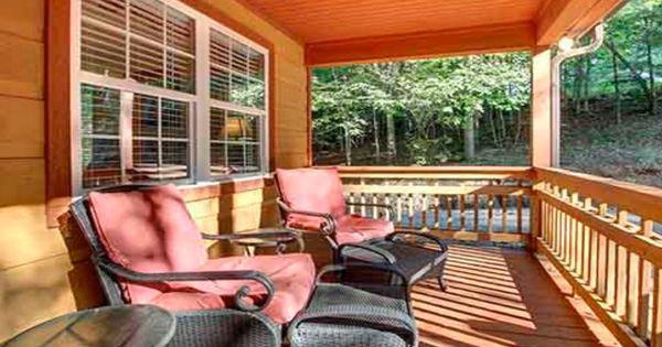Pin On Cabin Life At Cedar Creek Cabin Rentals