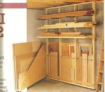 Popsugar Plywood Storage Lumber Storage Lumber Storage Rack