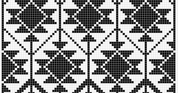Diamond Grid Knitting Pattern : Gallery.ru / ???? #22 - 9 - ergoxeiro oRGu oRNEK TABLOLARI ( knitting patte...