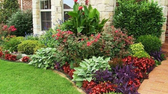 Plants For Front Of House Curb Appeal Landscaping