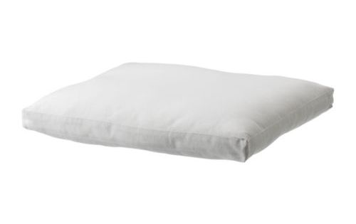 Floor Pillows With Backs : ARHOLMA Back cushion, outdoor, beige Floor cushions, Tes and Ikea pillow