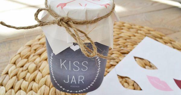 valentine's day date jar