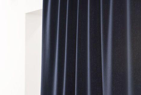 Color azul marino navy blue ronan erwan bouroullec color navy blue azul marino - Cortinas azul marino ...
