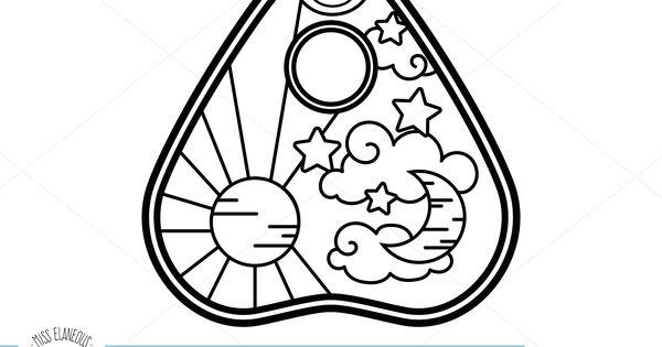 Pin By Rachel Mccollum On Drawing Ideas Ouija Tattoo Ouija Witch Tattoo