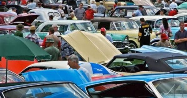 akron father's day car show