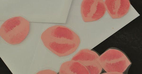 @charliewhiskey2 Cute idea! Mailed Kisses {Deployment Craft}. ha I always send him