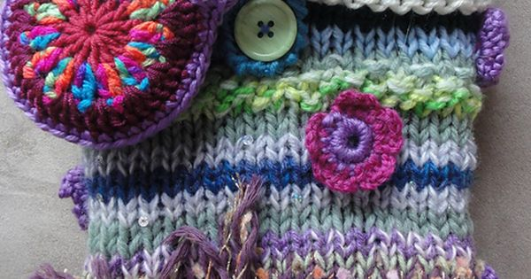 Ravelry: Project Gallery for Twiddlemuff pattern by ...