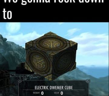 17 Posts That Ll Get Songs Stuck In Your Head But Also Make You Laugh Pretty Hard Skyrim Memes Skyrim Funny Pictures