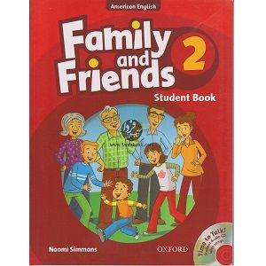 Family And Friends 2 Student Book American English With Images
