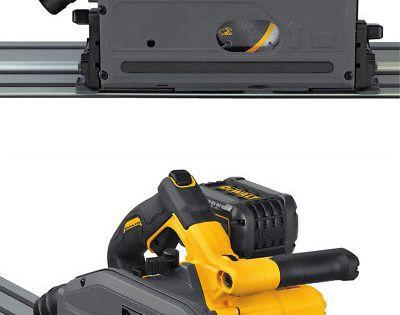 Dewalt Flexvolt 60v Max 4 000 Rpm 6 1 2 In Cordless Tracksaw Kit Dcs520t1 New Dewalt 2 In Circular Saws