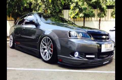 Chevrolet Optra Tuning Best Tuning Car Chevrolet Lacetti