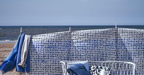 windscherm : By the Shore : Pinterest : Tuin