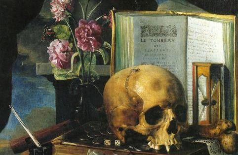 Simon renard de saint andr 1613 1677 vanit coll part the bridgeman art library des - Vanite simon renard de saint andre ...