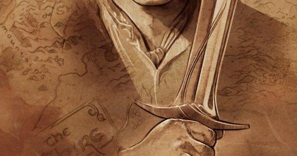 Martin Freeman plays Bilbo Baggins in 'The Hobbit: An Unexpected Journey'