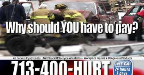 Auto accident attorney houston 713 400 hurt car accident lawyer