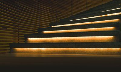 Aurora Deck Lighting Odyssey Led Strip Light Stairway Lighting Exterior Stairs Stair Lighting